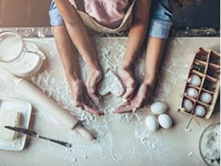 Операция «Шеф-повар»: учим малышей готовить